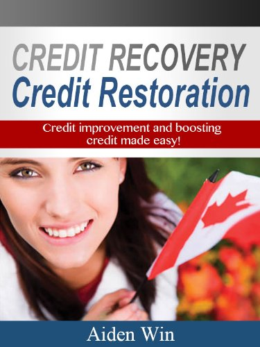 Credit Recovery and Credit Restoration (English Edition)