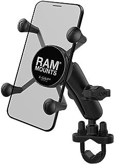 RAM Mount RAM-B-149Z-UN7U - Soporte (Teléfono móvil/Smartphone, Soporte pasivo, Negro, Aluminio, De plástico, Acero Inoxid...
