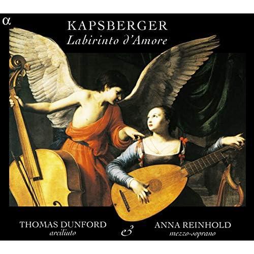 Anna Reinhold & Thomas Dunford