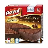 Royal - Preparado para Pastel Mousse de Chocolate, 225 gr