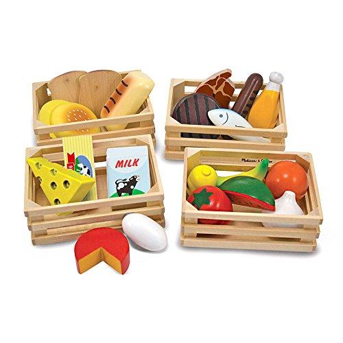 caja fruta madera fabricante Melissa & Doug