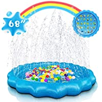BNT 68 Inch Inflatable Splash Pad