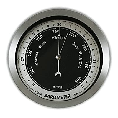 Ambient Weather WS 152B Contemporary Barometer | weatherstationary.com