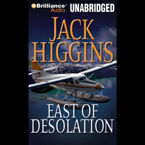 East of Desolation audiobook cover art