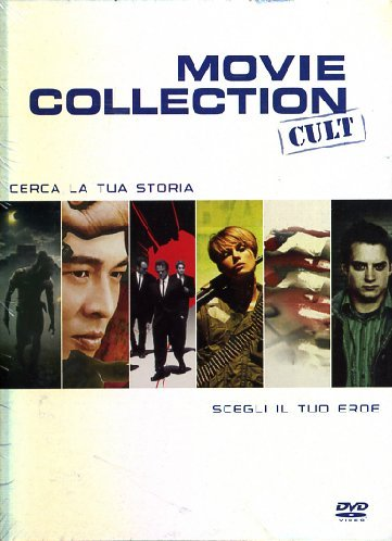 Cult Movie Collection (6 Dvd)