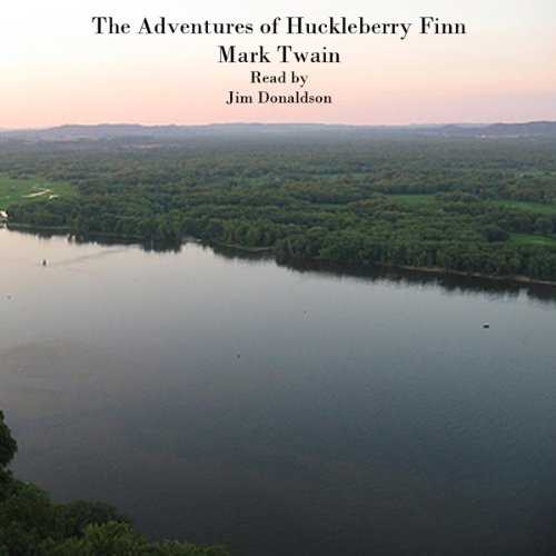 The Adventures of Huckleberry Finn                   By:                                                                                                                                 Mark Twain                               Narrated by:                                                                                                                                 Jim Donaldson                      Length: 10 hrs and 26 mins     56 ratings     Overall 4.0