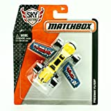 matchbox super convoy - Matchbox Freeway Flyer (Yellow) MBX Sky Busters 2015 Sky Busters Series Aircraft