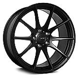 AVID.1 AV-21 Custom Wheel - 18x9.5, 38 Offset, 5x114.3 Bolt Pattern, 73.1mm Hub - Matte Black Rim