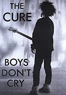 The Cure - Music Poster: Boys Don't Cry (Size: 24'' x 36'')