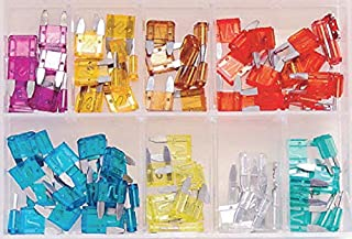 Charge MBF100 Mini Blade Fuse Mixed 100 Pieces Kit