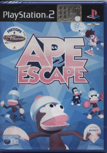 Sony Ape Escape 2, PS2