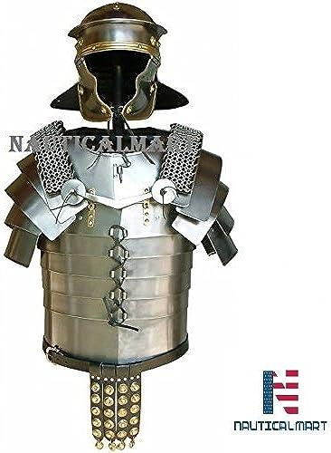 70% de descuento Disfraz de armadura romana con placa de latón y brazo brazo brazo de armadura de armario romano, Diseño de Legionarios romanos  buen precio