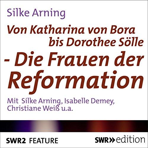 Von Katharina von Bora bis Dorothee Sölle Titelbild