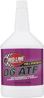 Red Line 30724 D6 Automatic Transmission Fluid - 12/1 Quart