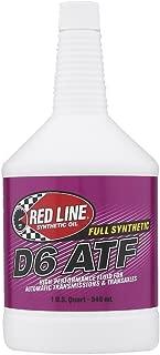 Red Line RED30704 D6 Automatic Transmission Fluid - 1 Quart