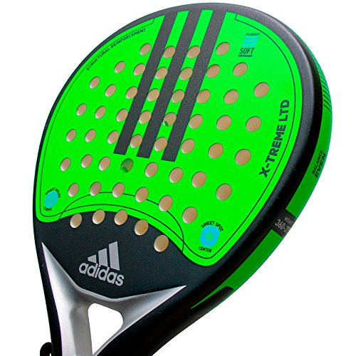 Raquette Adidas X-Treme Ltd Vert 2018