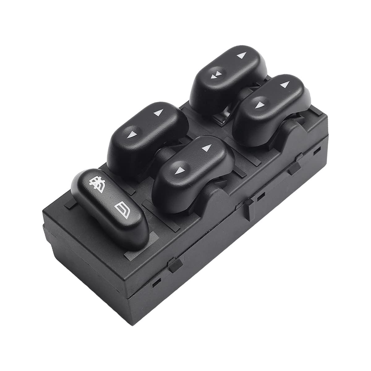 SEEU AGAIN 5L1Z-14529-AA Master Control Power Window Switch Fron