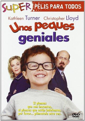Unos Peques Geniales [DVD]