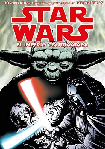 Star WarsEp V El Imperio Contraataca (MANGA): Adaptación del guión original de...