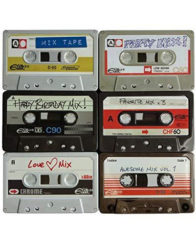 Vintage Tinnen Doosje Cassette 1 Pc.