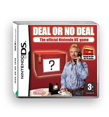 Deal Or No Deal (Nintendo DS) by Mindscape