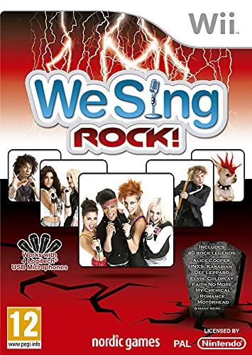 We Sing Rock [Edizione: Francia]