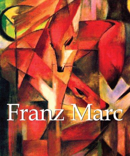 Franz Marc (Mega Square) (English Edition)