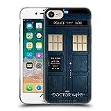 Head Case Designs Oficial Doctor Who La Tardis Temporada 11 Key Art Carcasa de Gel de Silicona...