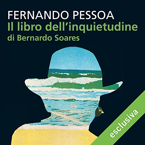 Il libro dell'inquietudine di Bernardo Soares audiobook cover art
