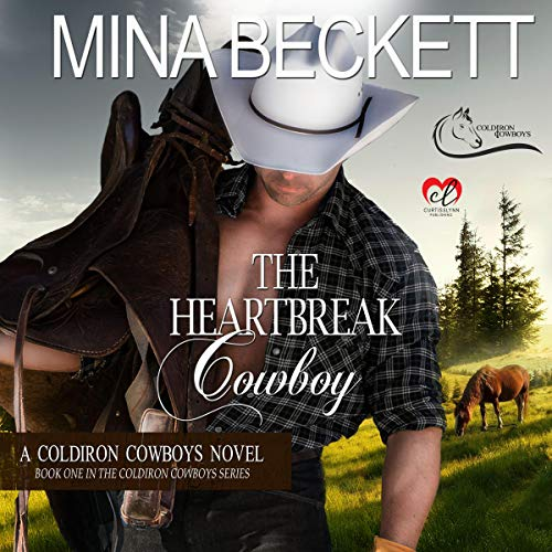 The Heartbreak Cowboy audiobook cover art