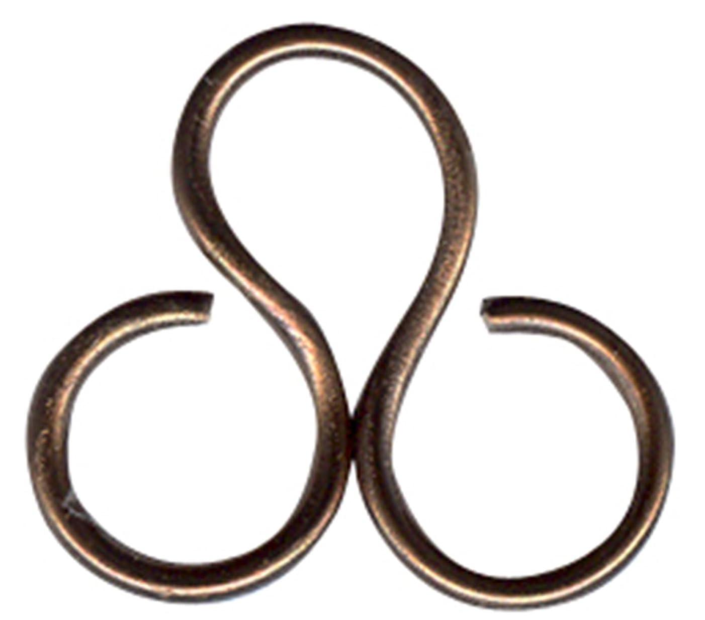 Vaessen Creative Aluminium Wire 2mm 5m Chocolate,