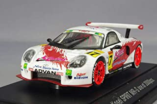 Toyota MR-S JGTC 2002 Kosei Spirit (JGTC) 1/43 Scale Diecast Model