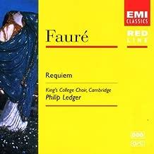 Faure: Requiem Op.48, Pavane Op.50, Dolly Suite Op.56