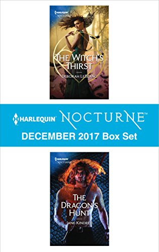 Harlequin Nocturne December 2017 Box Set: An Anthology