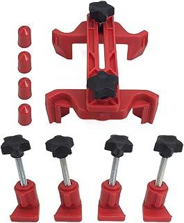 mewmewcat 5 PCS Kit de ferramentas de travamento do sincronismo do motor do eixo de cames Camshaft Lock Holder Ferramenta ...