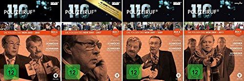 Polizeiruf 110 - MDR-Box 6-9 (13 DVDs)