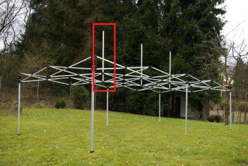 Nexos Profi Faltpavillon Ersatzeil Dachstrebe Ersatzteil