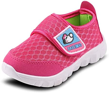 Baby Sneaker Shoes for Girls Boy Kids Breathable Mesh Light Weight Athletic Running Walking product image