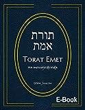 Torat Emet en Español y Hebreo - Un Mensaje De Vida - Biblia Hebrea Judía: Español y Hebreo Edición E-Book (libro digital)