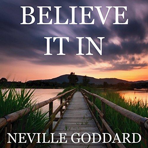 Believe It In audiobook cover art