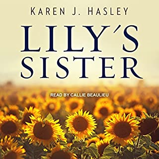 Lily's Sister audiobook cover art