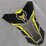 RONGLINGXING Pieces de Sport Motorise 3D réfléchissant moto for Yamaha MT10 MT10 MT09 MT07 MT25 FZ09...