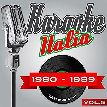 Karaoke Italia 1980-1989 Vol. 5
