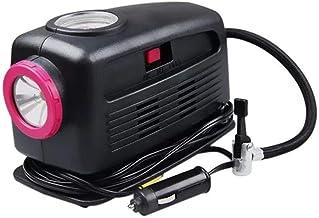 Motocompressores De Ar Mod. Air Plus-12v Analogico Portatil 120 Watts C/Motor Eletrico Com Lanterna Schulz