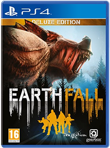 Earthfall - Deluxe Edition PS4 [
