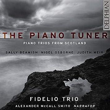 The Piano Tuner: Piano Trios from Scotland