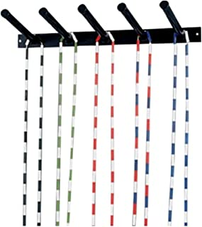 SSG/BSN MSWMJRACBM Wall Mounted Jump Rope Rack