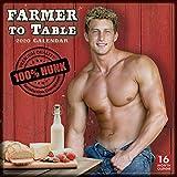 Farmer to Table 2020 Calendar: Premium Quality 100% Hunk