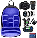 AMPLE ITALIA DSLR Backpack Camera Bag | Camera Lens Shoulder Backpack Case