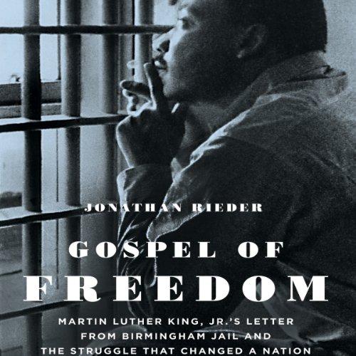 Gospel of Freedom audiobook cover art